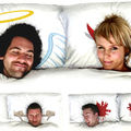 Coussins pop pillows