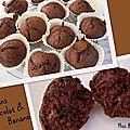 Defi cuisine du mercredi ...les muffins ...