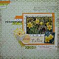 challenge scrapsisters avril 2013