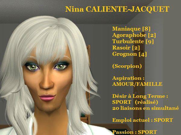 Nina CALIENTE-JACQUET