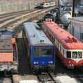 BB 63 500, X 2200 et le superbe X 2403 préservé, Limoges