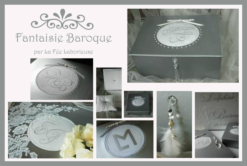 FANTAISIE BAROQUE vinyl copie