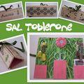 SAL Toblerone chez Mady
