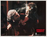 Fright Night lobby card 3