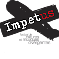 Lundi 08/05 : festival impetus : cendres + nedgeva + fractal universe + france mutant