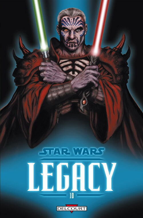 delcourt star legacy 10 guerre totale