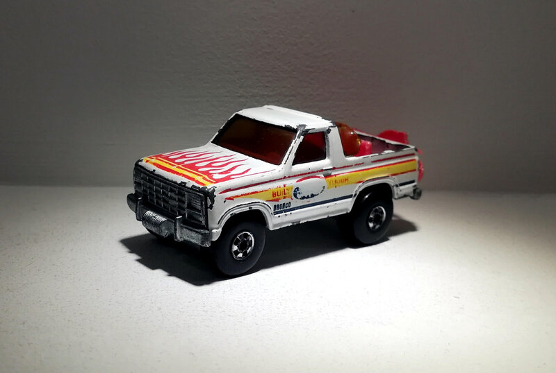Ford Bronco (Hotwheels)