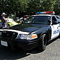 Ford crown victoria police interceptor - 2001