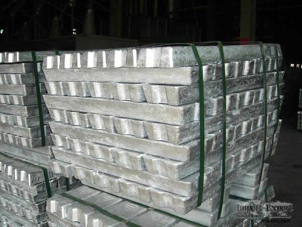 zinc stock