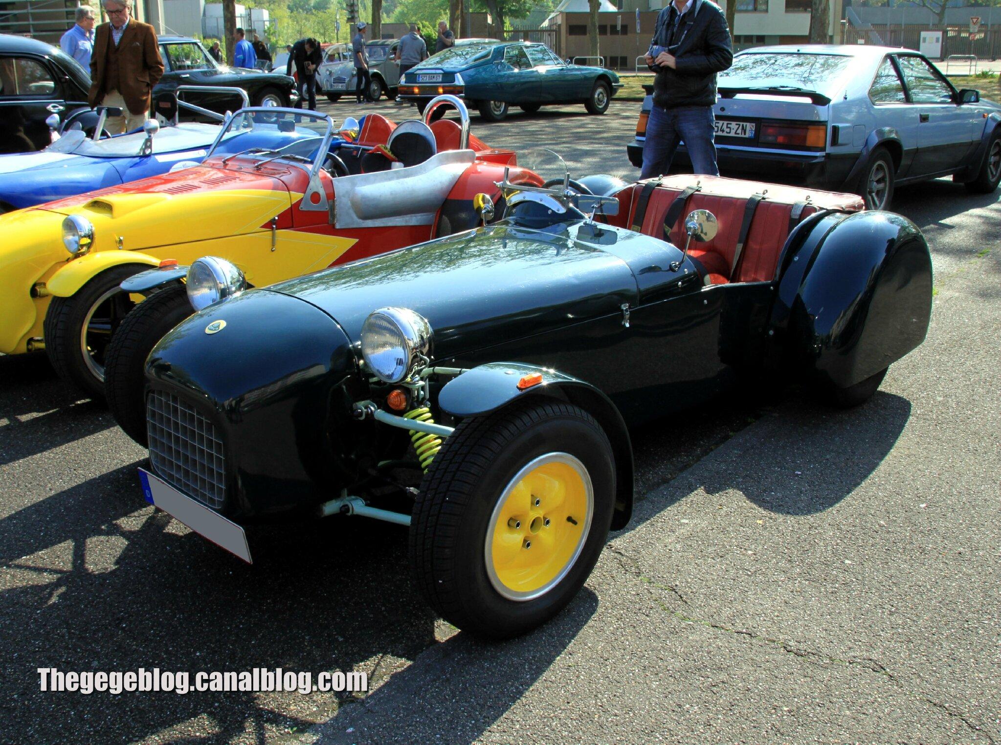 Lotus six roadster (Retrorencard mai 2013) 01