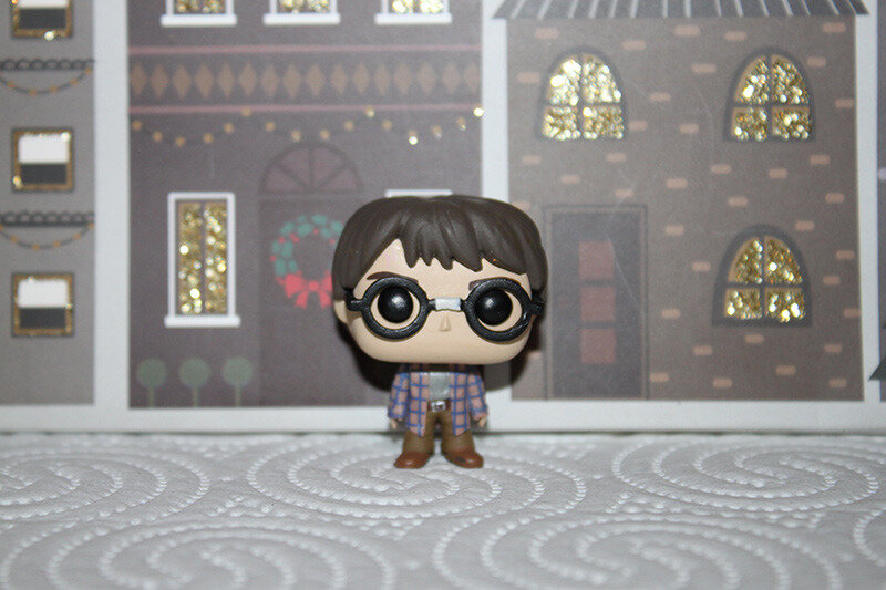 Calendrier De Lavent Harry Potter Funko Pop.Calendrier De L Avent Pop Funko Harry Potter 14 Mon