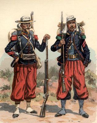 grenadier_et_fusiller_legion_etrangere_par_benigni