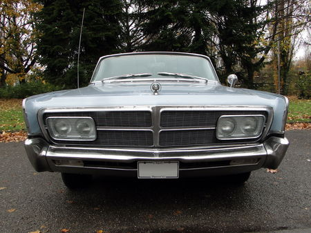 IMPERIAL Crown Hardtop Sedan 1965 Retrorencard 2