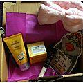 Box fleurs du japon août 2015 [unboxing et impressions] + mini haul.