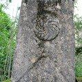 183 / la pierre sculptée