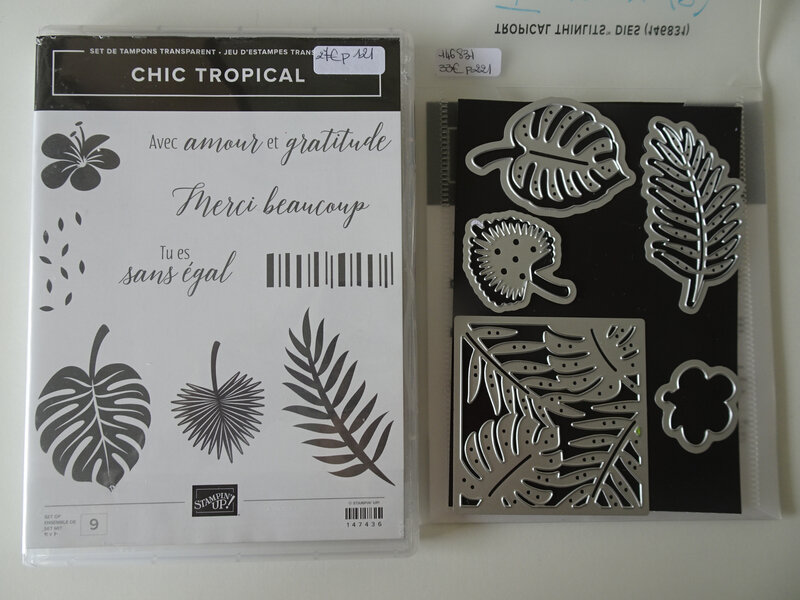 Lot Chic tropical