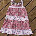 Rentrée #3 la robe rose