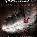 Les anges et les vampires
