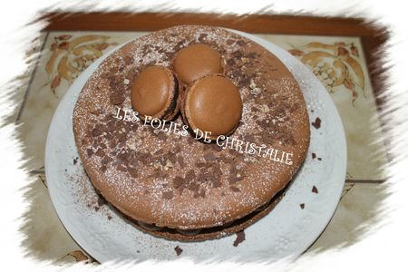 Macaron gâteau 15
