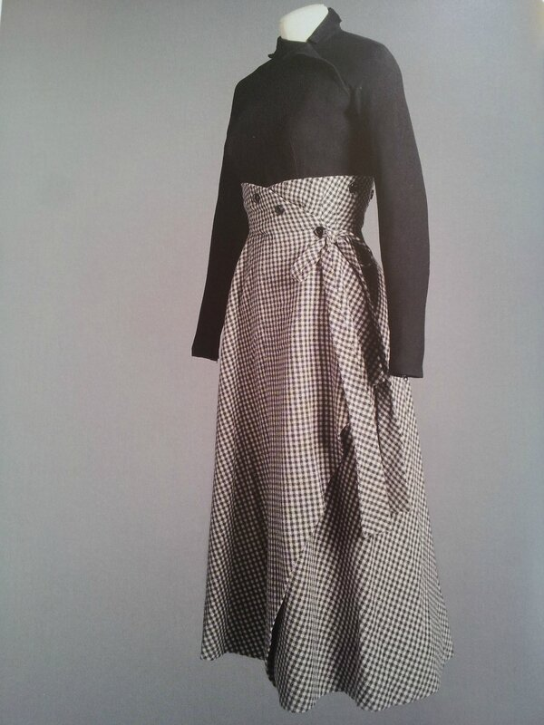 Jacques Fath, robe, vers 1948
