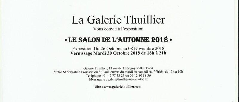 invitationsalon d'automneparis