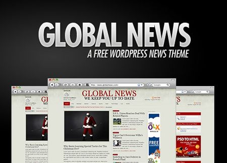 global-news-theme-wordpress