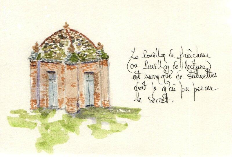 Pavillon de lecture Gaillac