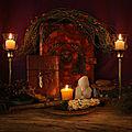 L'importance du rituel en magie et pour contacter des entités