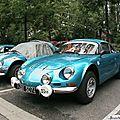2005-Annecy rallye du Mont Blanc-Renault Alpine A110-JC Peray-2