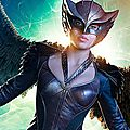 Legends of tomorrow - hawkgirl
