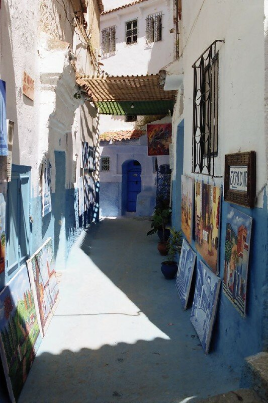 Chaouen Nord Du Maroc
