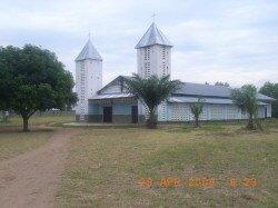 Mission catholique Munkamba St Lazare