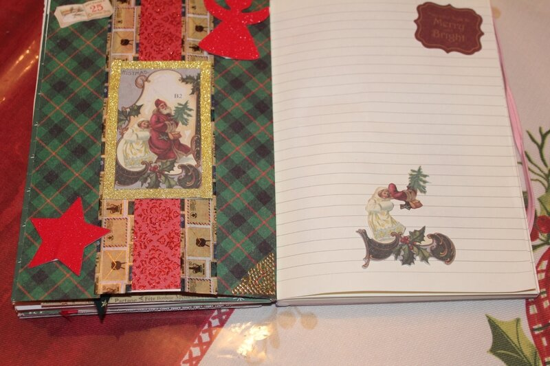 Page journal intime Noel