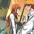 [lovin'it] beautiful pictures : bleach pairings (other than ichiruki & ulquihime)