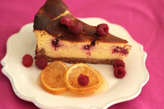 cheesecake citron framboise 2