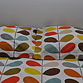Duvet cover by Orla Kiely