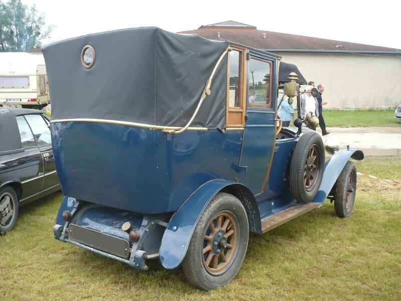 DONNET ZEDEL CI-6 Landaulet 1925 Madine (2)