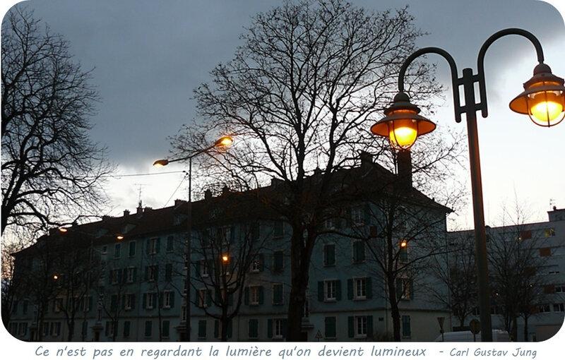 Quartier Drouot - Pensée du soir