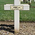 Soldat Henri GUENOT