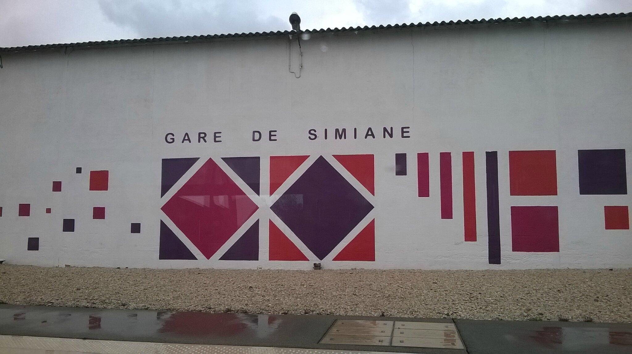 Simiane (Bouches-du-Rhône - 13)