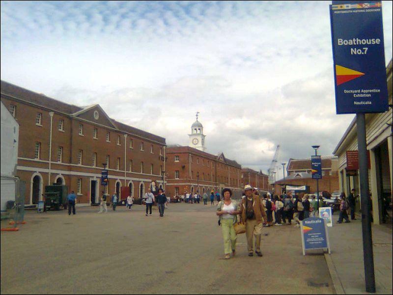 Historic Dockyard 02 [Portsmouth]