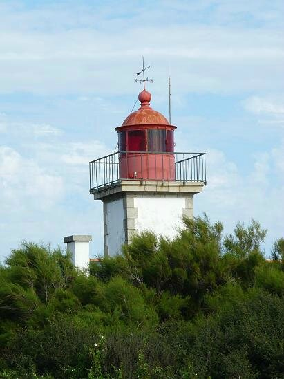Phare Pointe des Chats