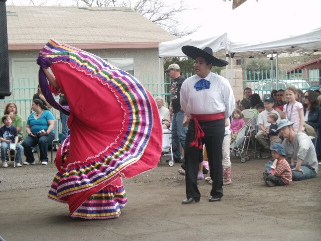 Danse mexicaine