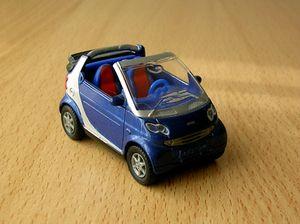 Smart cabrio -Siku- 01