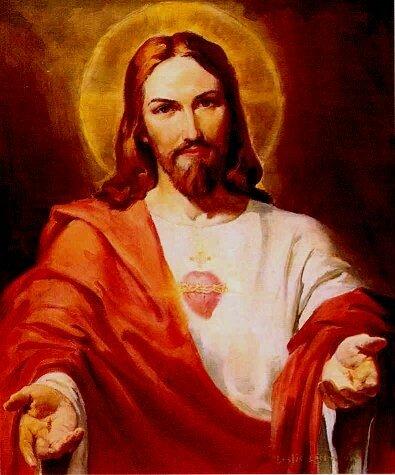 sacré coeur dse jésus