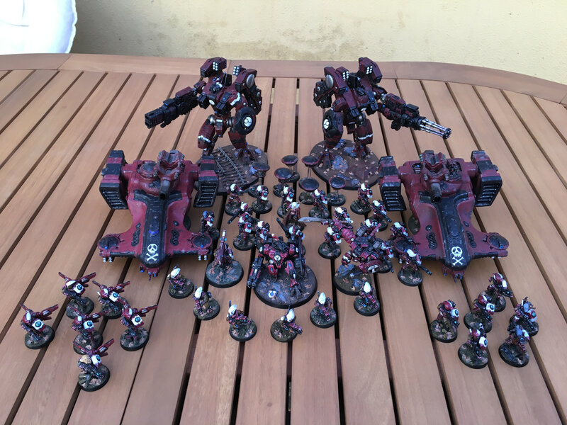 Empire Tau - Salgin - Photo 1