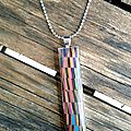 Dust In The Wind, pendentif long 15€ baissé 7€