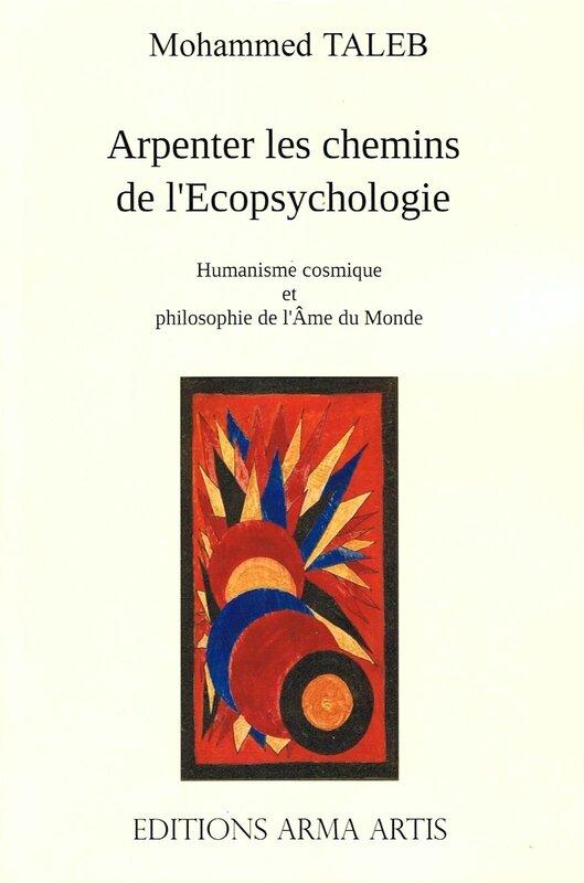 Couverture Arpenter les chemins de l'Ecopsychologie