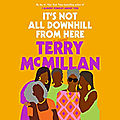 It's not all downhill from here (terry mcmillan)