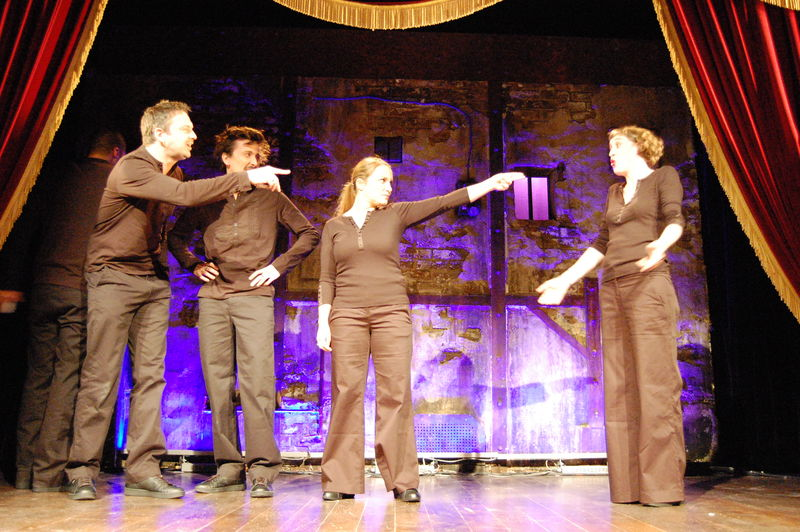 Quintet d'impro du 23/11/08